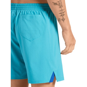 "Nike Swim Essential Vital 7"" Volley Shorts Herren oracle aqua"